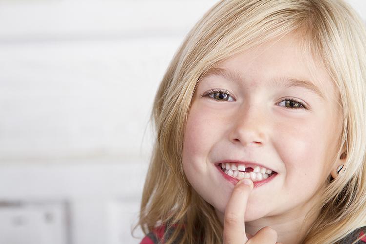 zęby mleczne-leczenie
